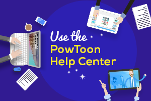 how to use powtoon for free